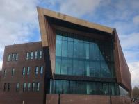 Glucksman Library Extension, University of Limerick