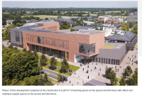 Maynooth University Academic Building